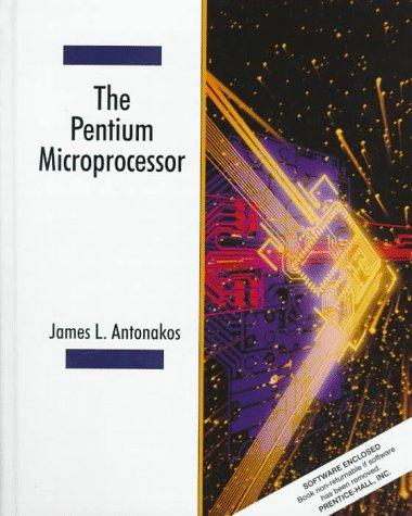 9780023036149: The Pentium Microprocessor