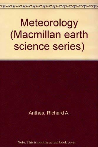 9780023036606: Meteorology (Macmillan earth science series)