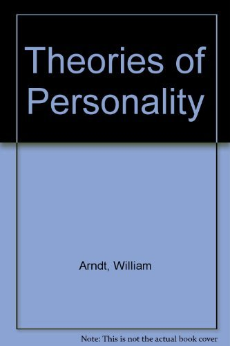 9780023039409: Theories of Personality