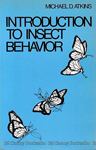 9780023045103: Introduction to Insect Behaviour