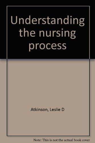 9780023045202: Understanding the nursing process