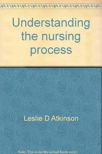 9780023046001: Understanding the nursing process