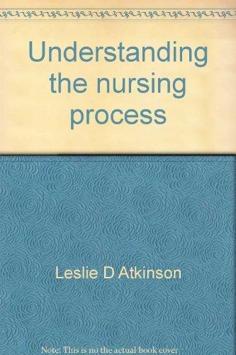 9780023046001: Understanding the nursing process