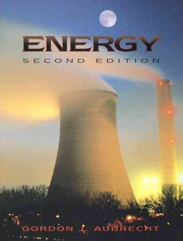 9780023046018: Energy (2nd Edition)