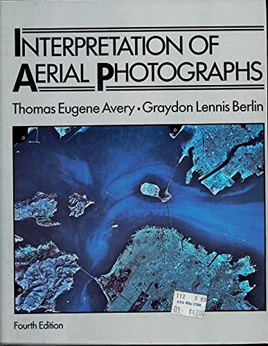 9780023050305: Interpretation of Aerial Photographs