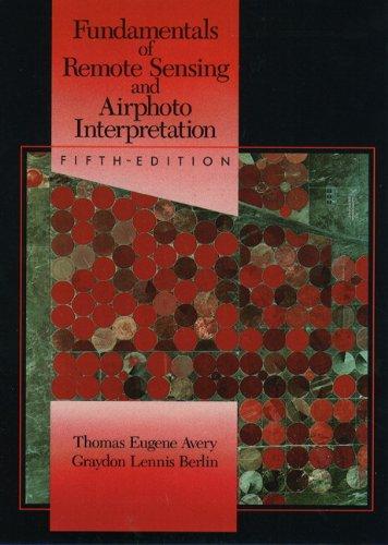 9780023050350: Fundamentals of Remote Sensing and Airphoto Interpretation (5th Edition)