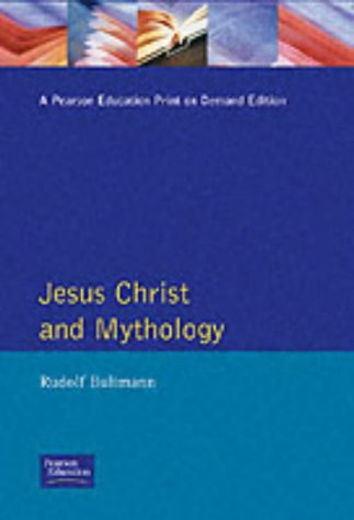 9780023055706: Jesus Christ and Mythology