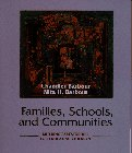 9780023058615: Families, Schools, and Communities: Building Partnerships for Educating Children