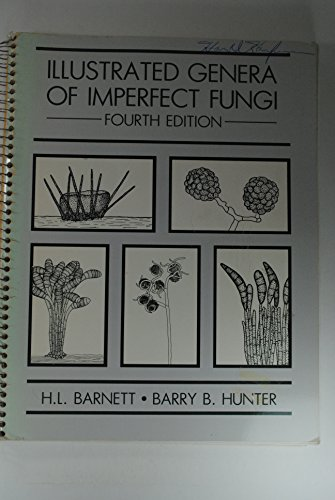 9780023063954: Illustrated Genera of Imperfect Fungi