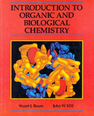 9780023064913: Introduction to Organic and Biological Chemistry