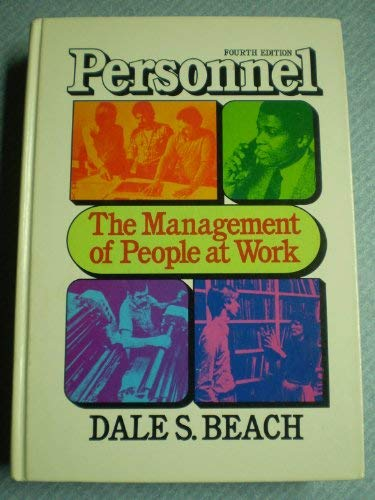 9780023070402: Personnel: The Management of People at Work
