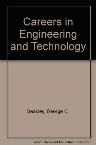 9780023076206: Careers in Engineering and Technology