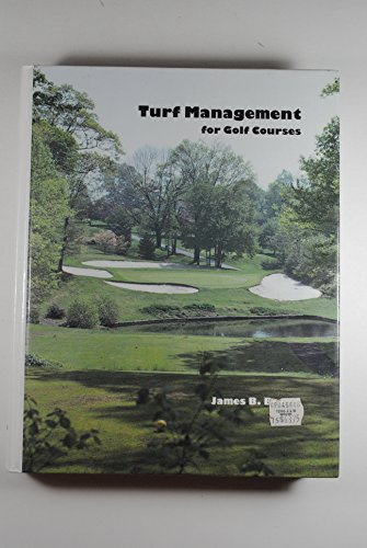 9780023076602: Turf Management for Golf Courses