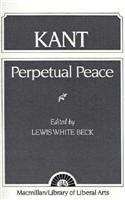 9780023077500: Kant: Perpetual Peace