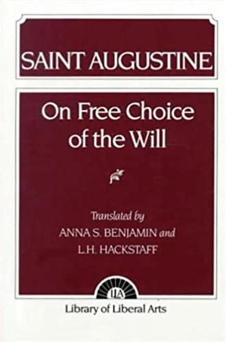 9780023080302: On Free Choice of the Will