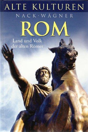 9780023081927: Rom. Land und Volk der alten Römer.
