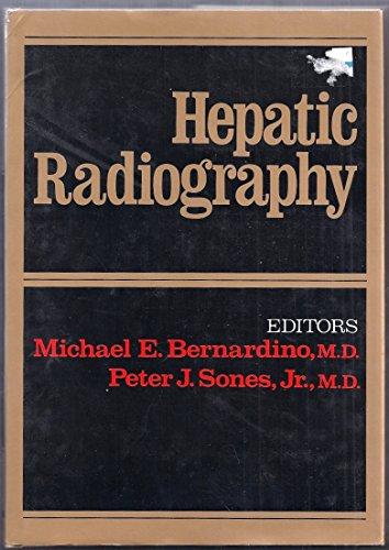 9780023086502: Hepatic Radiography
