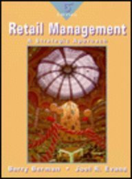 9780023086618: Retail Management: A Strategic Approach