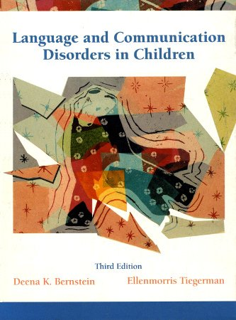 9780023090110: Language and Communication Disorders in Children