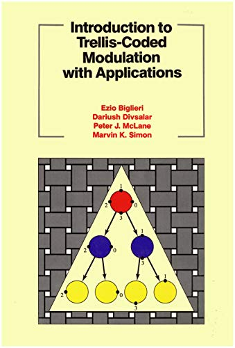 9780023099656: Introduction to Trellis Coded Modulation with Applications