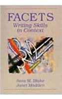 9780023108419: Facets: Writing Skills in Context