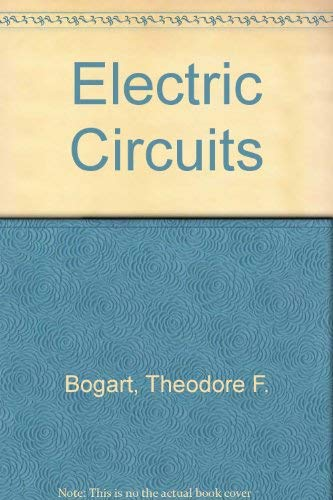 9780023117107: Electric Circuits