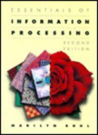 9780023118807: Essentials of Information Processing