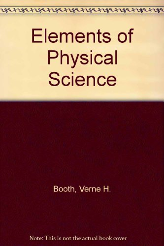 9780023123009: Elements of Physical Science