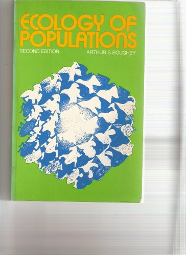 9780023127304: Ecology of Populations