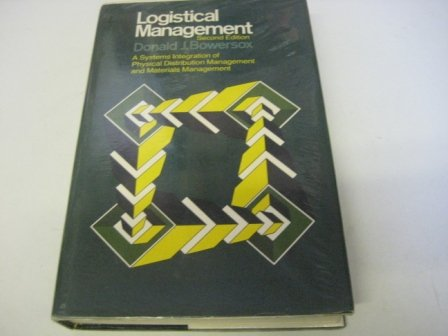 9780023131103: Logistical Management