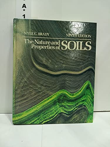 9780023133404: The Nature and Property of Soils
