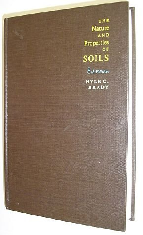 9780023133503: The Nature and Property of Soils