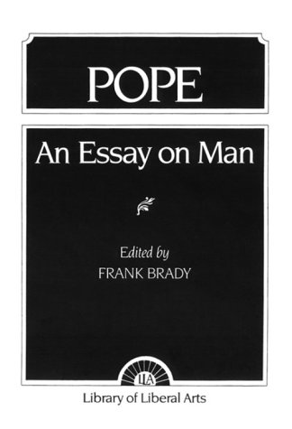 9780023134609: Pope: An Essay On Man