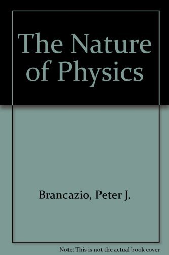 9780023135002: The Nature of Physics