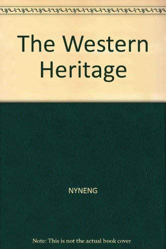 9780023140815: The Western Heritage