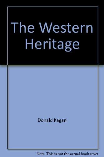 9780023140822: Western heritage since 1648