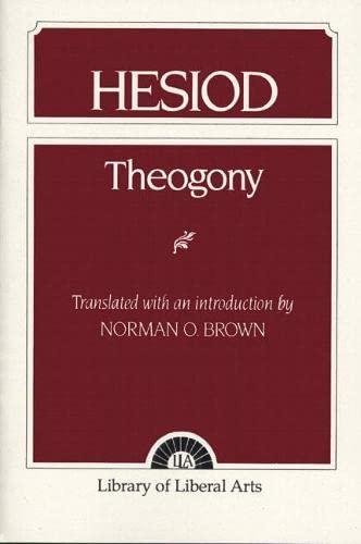 9780023153105: Hesiod: Theogony
