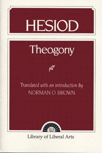 9780023153105: Theogony