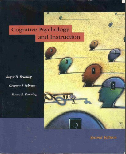 9780023159114: Cognitive Psychology and Instruction