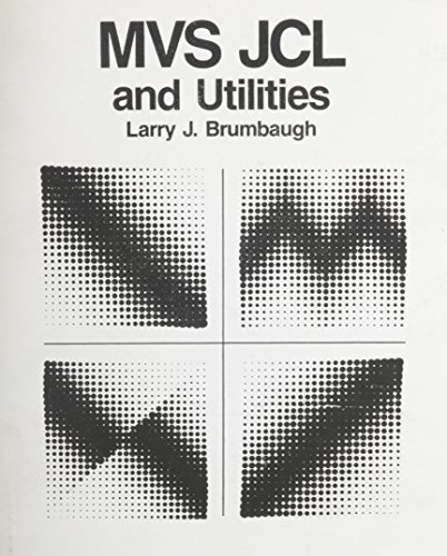 9780023159701: Mvs Jcl and Utilities