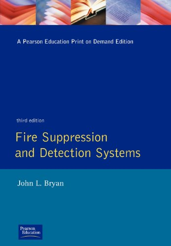 9780023159909: Fire Suppression and Detection Systems [3rd Edition]