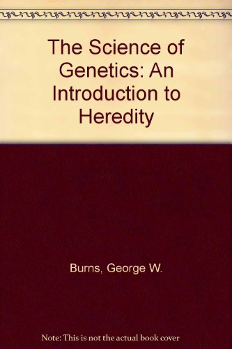 9780023171208: The Science of Genetics: An Introduction to Heredity