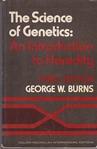 9780023171703 Science Of Genetics An Introduction To Heredity