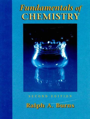 9780023173516: Fundamentals of Chemistry