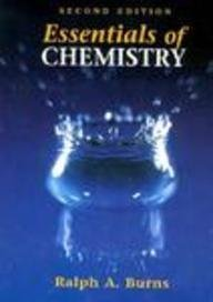 9780023173615: Essentials of Chemistry
