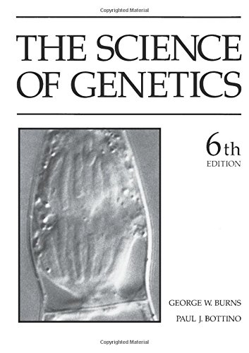 9780023174001: The Science of Genetics (6th Edition)
