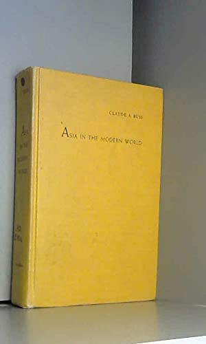9780023175404: Asia in the Modern World