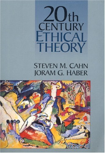 9780023180316: Twentieth Century Ethical Theory