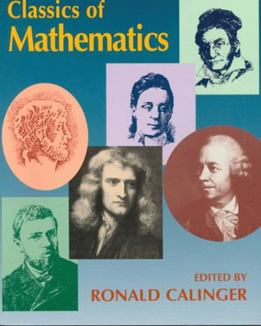 9780023183423: Classics of Mathematics