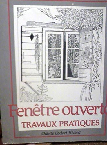 9780023193187: Fenetre Ouverte